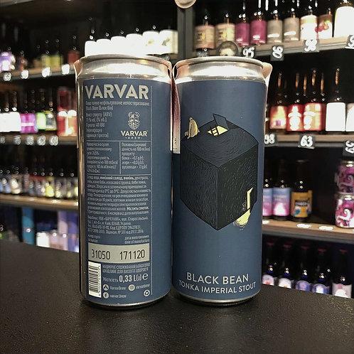 Varvar Black Bean Банка 0.33