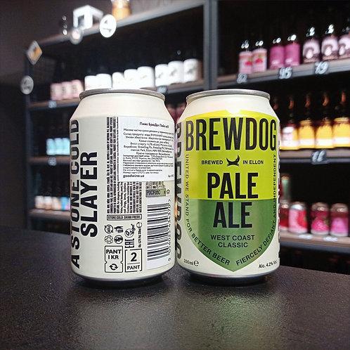 BrewDog Pale Ale Банка 0.33