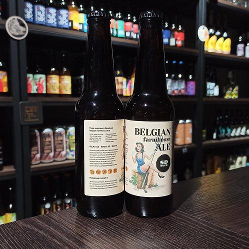 SD Belgian Farmhouse Ale 0.33