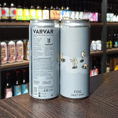 Varvar Fog Банка 0.33