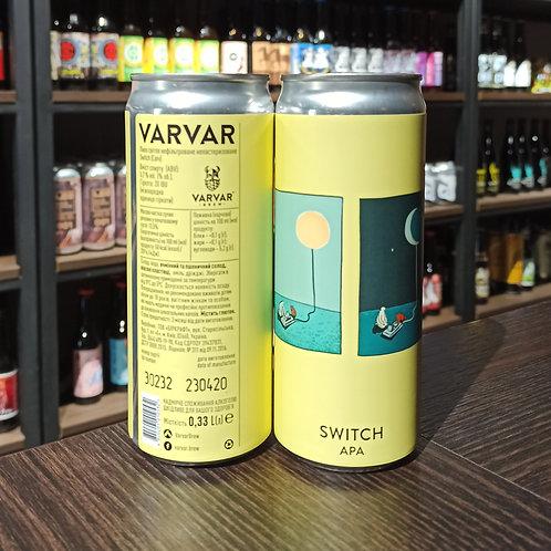 Varvar Switch Банка 0.33
