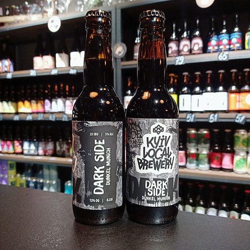 Kyiv Local Brewery Dark Side 0.33