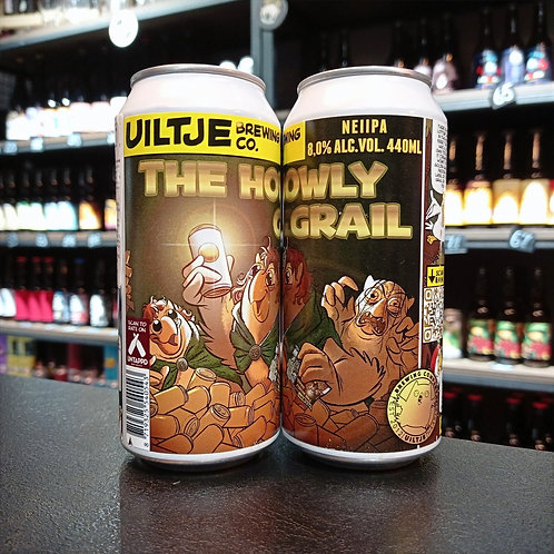 UILTJE Brewing The Howly Grail Банка 0.44
