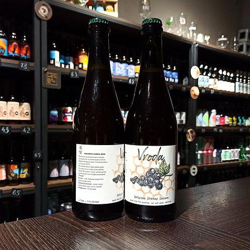 Ukrainian Barrel Beer Vroda 0.75