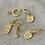 Thumbnail: Boucle d'oreille Medal