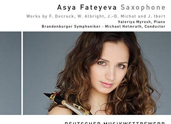CD Asya Fateyeva