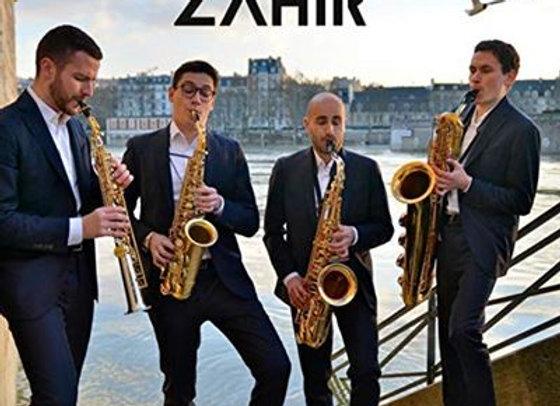 CD Quatuor ZAHIR