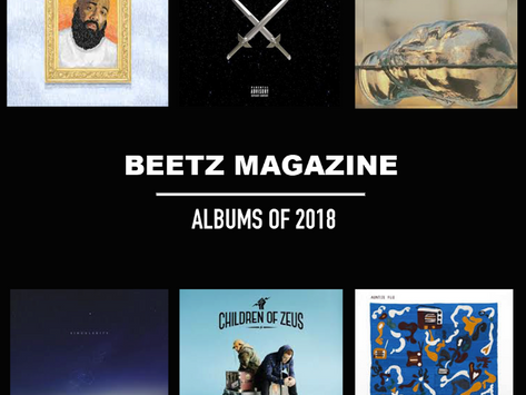 Beetz Magazine Contributor's Albums of the Year