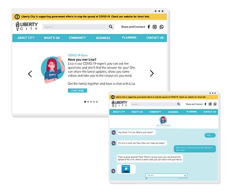 Website Integration Lisa Chatbot.png