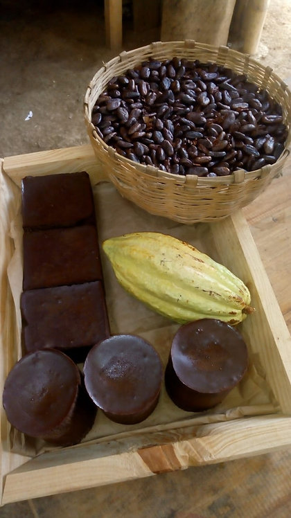 5kg of 100% Cacao block - SPECIAL OFFER - FREE SHIPPING TO USA