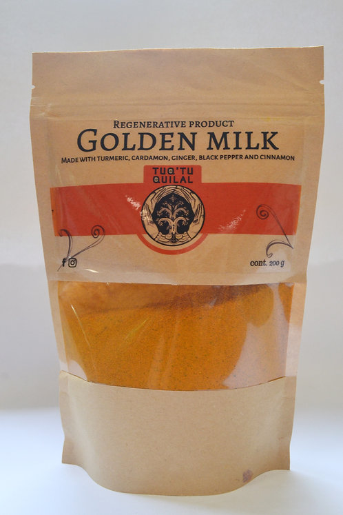 4 Oz - Golden milk chai powder