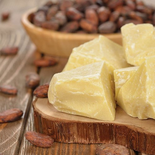 1/2 pound ORGANIC Cacao butter