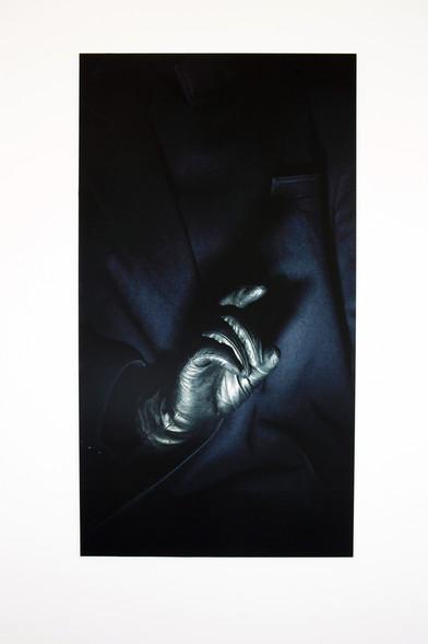 Maria Loboda, Egyptian Blue Coat, 2017