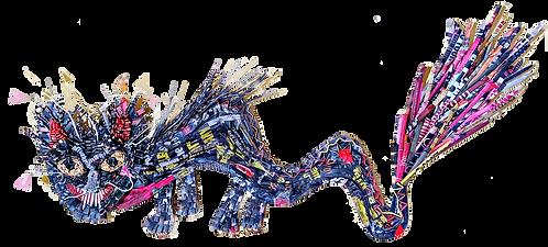 Mysto, A Dragon Cat
