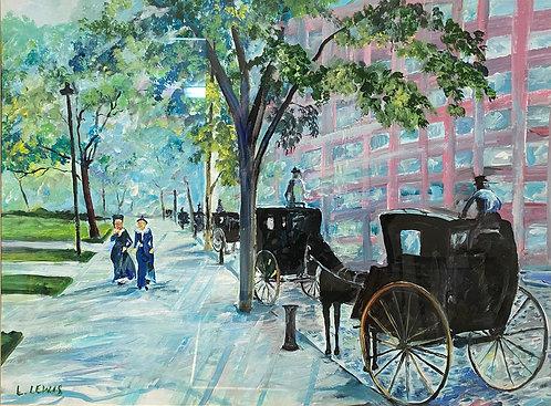 New York, New York 1910