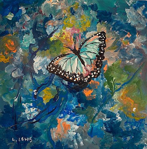 The Beauty of Butterflies 1