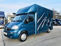 Autogleam Car Valeting - Horsebox valeti