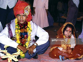 Early Marriages;  a barrier to girl education.