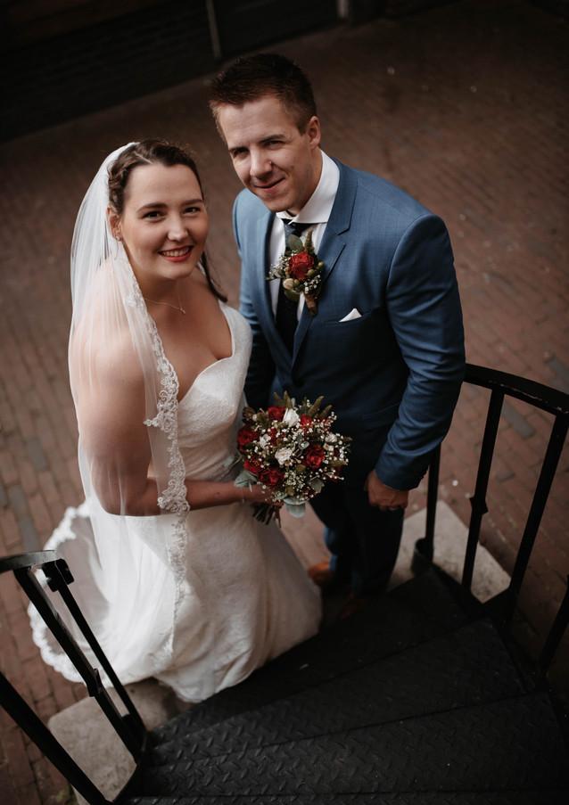 Bruiloft Mariëlle & Dennis [10.10.2020]