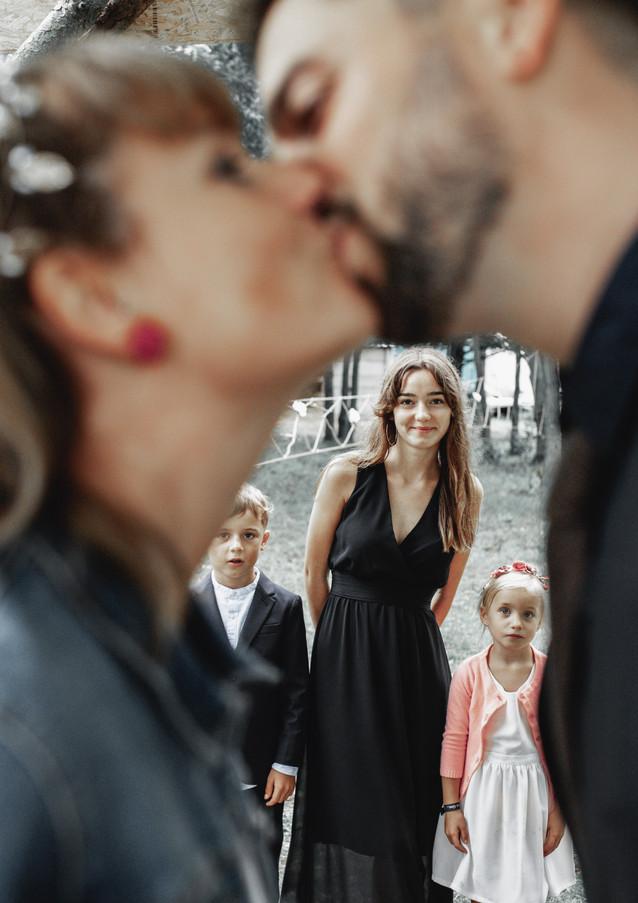 Fotoshoot trouw Maureen + Wouter 17-08-2