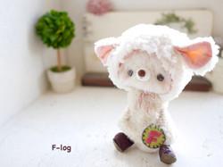 被り物:羊