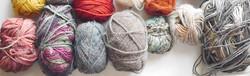 帽子用毛糸