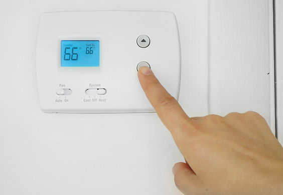 insulation contractor efficient cooling, thermostat