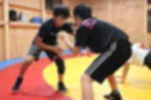 新潟レスリング 1
