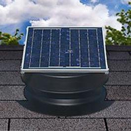 solar powered attic fan dallas -fort worth