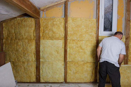 wall batt and roll insulation in fort worth