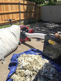 insulation removal dfw