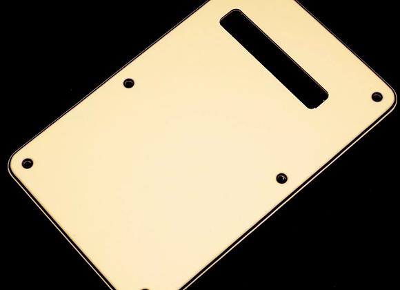 Fender backplate