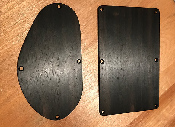 Kiesel Vader Backplate and Tremolo Cover