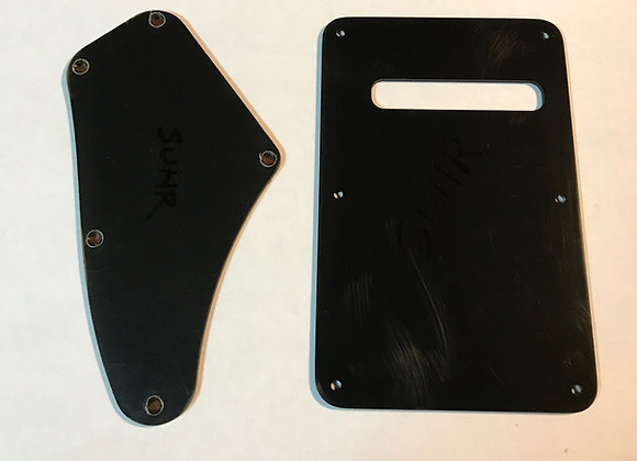 SUHR Backplate and Tremolo