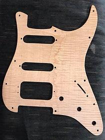 Fender Stratocaster HSS Pickguard