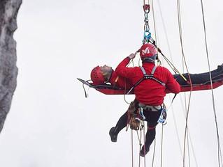 Спасательно-эвакуационные работы при несчастном случае во время работ на высоте