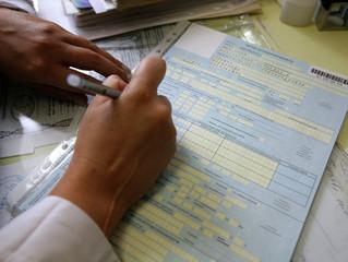 ФСС РФ: как правильно заполнять больничные листы