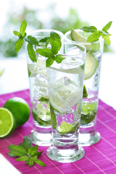 Fresh Mojitos