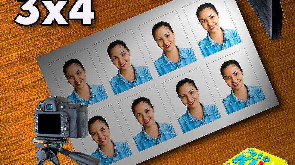 Fotos Documento 3x4