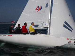 Day 5 At The Blind Fleet Racing Worlds