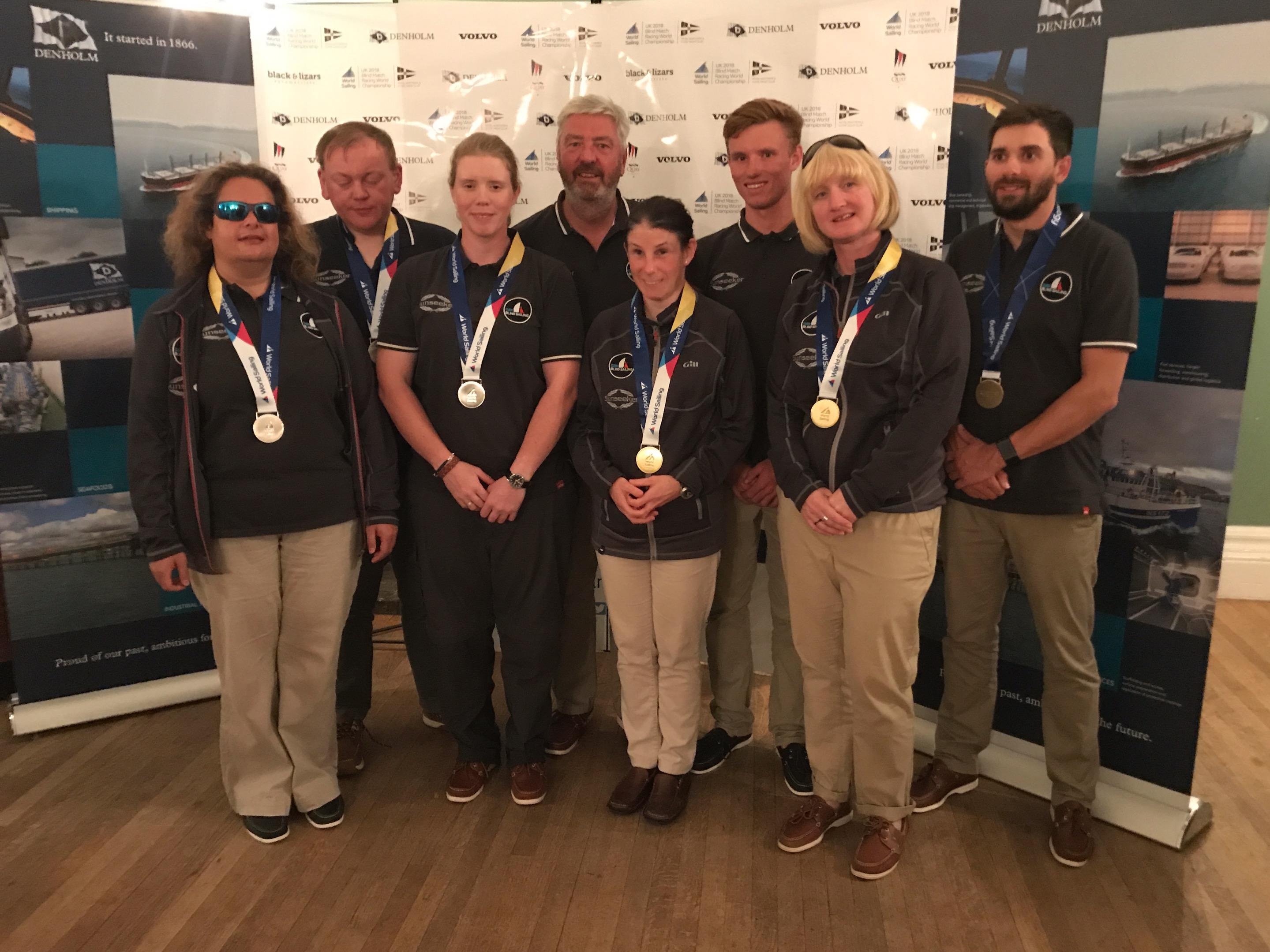 GBR Team Scottland
