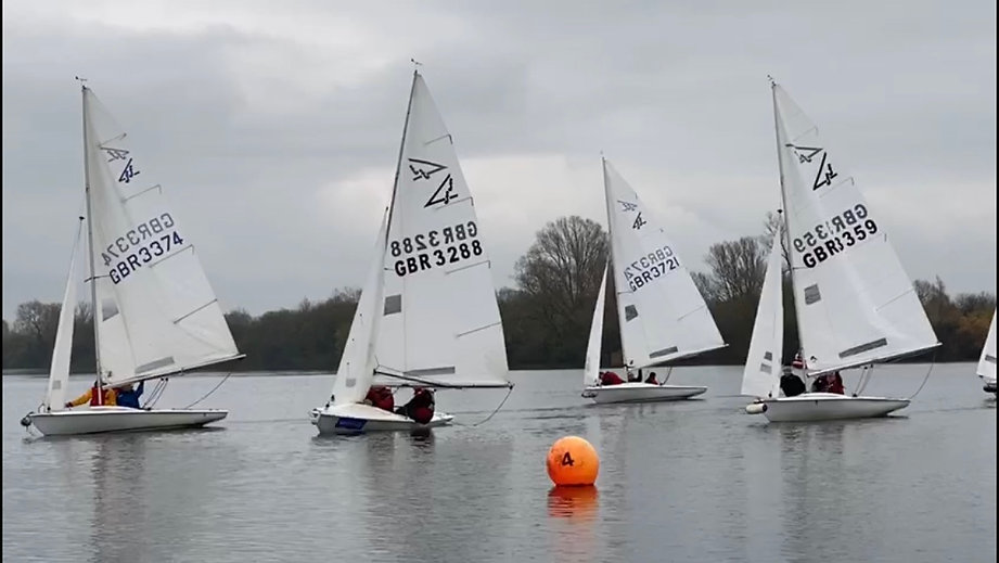 Visually Impaired Sailors Racing