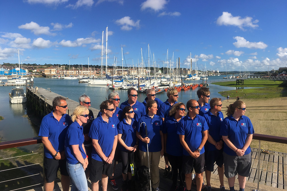 GBR Team in Gill Sunglasses