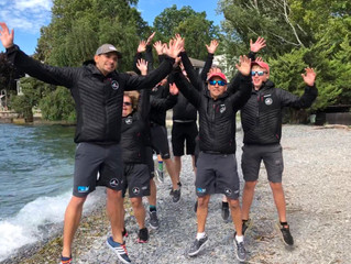 GBR Make A Strong Start At The Worlds.