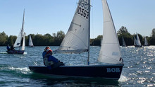 Blind Sailing Are Back on The Water After COVID Lockdown.