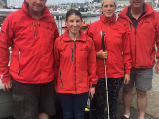 GBR Blind Sailing Teams Set To Defend Their World Title