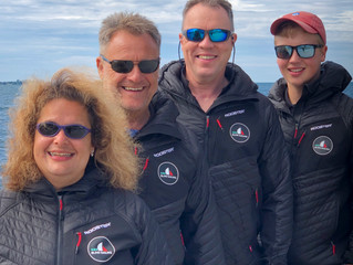GBR Blind Sailing Are set To Defend Their Title