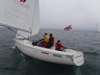 Day 3 OF The Blind Fleet Racing World Championships
