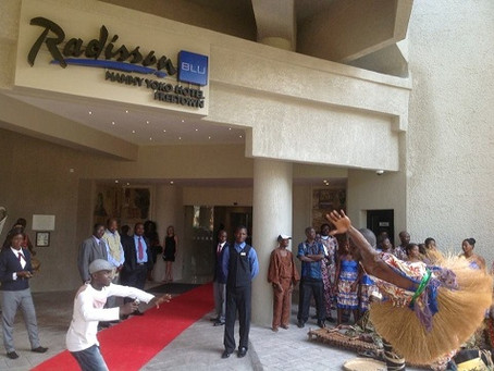 Radisson Blu Mammy Yoko meeting the needs of Sierra Leone's business boom by Memuna Forna