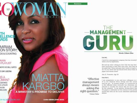 Ask The Management Guru